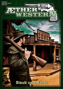 Cover Ætherwestern